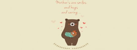 Happy Mothers Day Mothers Are Smiles Facebook Covers