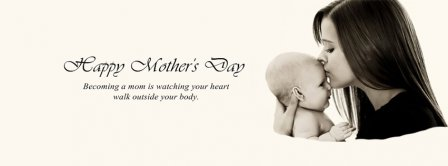 Happy Mothers Day Quote Facebook Covers
