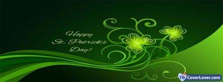Happy Saint Patrick 1 Facebook Covers
