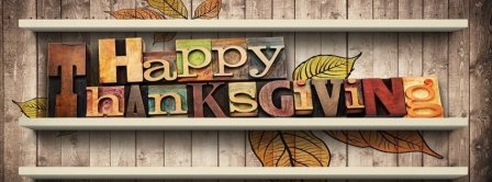 Happy Thanksgiving 4 Facebook Covers