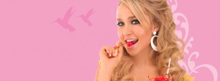 Hayden Panettiere Facebook Covers