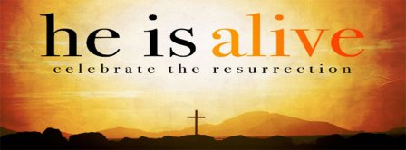 God Is Alive  Facebook Covers
