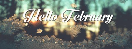 Hello February 2 Facebook Covers