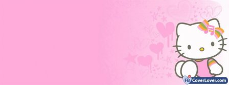 Hello Kitty 10  Facebook Covers