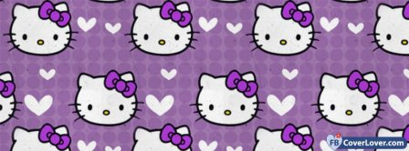 Hello Kitty 11  Facebook Covers