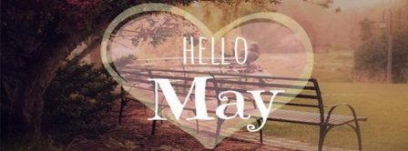 Hello May Facebook Covers