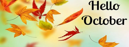 Hello October Facebook Covers