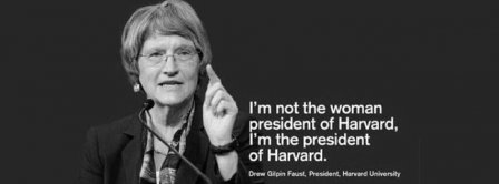 I Am The President Of Harvard Facebook Covers