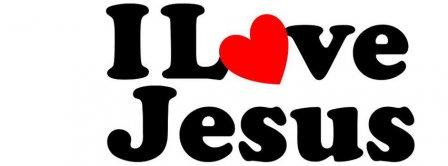I Love Jesus 3 Facebook Covers