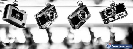 I Love Photography And Cameras Facebook Covers