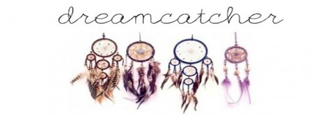 I Am A Dreamcatcher Facebook Covers