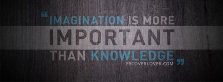 Imagination Facebook Covers