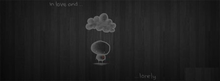 In Love And Lonely Facebook Covers