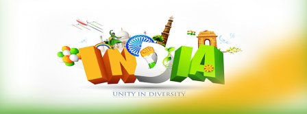 India Unity In Diversity Facebook Covers