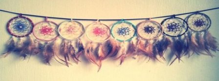 Interior Dreamcatcher Chain Facebook Covers