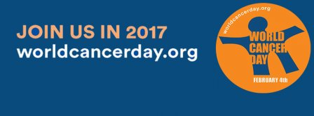 Join Us World Cancer Day 2017 Facebook Covers