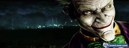The Joker  Facebook Covers