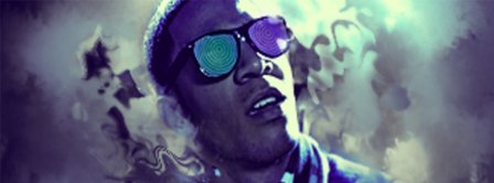 Kid Cudi 7 Facebook Covers