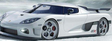 Koenigsegg Ccx By Levon Facebook Covers