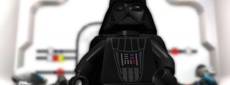 Lego Star Wars Vader Facebook Covers