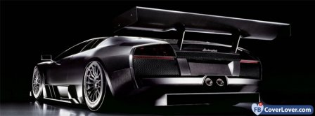 2003 Lamborghini Murcielago R-GT Facebook Covers