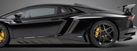 Lamborghini Aventado Facebook Covers