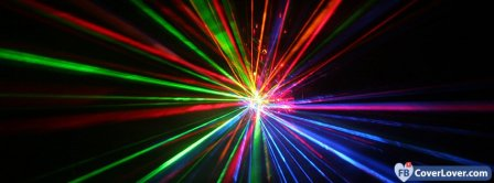 Laser Party Lights  Facebook Covers