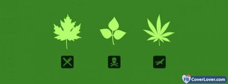 Leaf Types Facebook Covers
