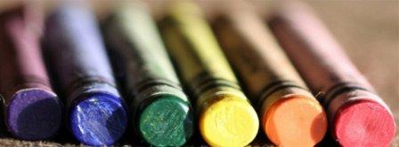 Colors Pencils Facebook Covers