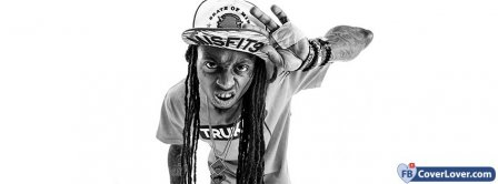 Lil Wayne Artistic Facebook Covers