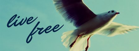 Live Free Facebook Covers