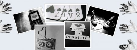 Love Collage 2 Facebook Covers