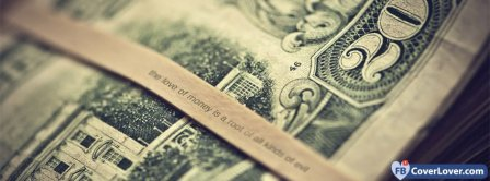 Love Of Money Facebook Covers