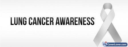 Lung Cancer Awareness  Facebook Covers