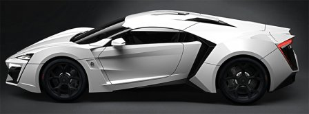 Lykan Hypersport By Levon Facebook Covers