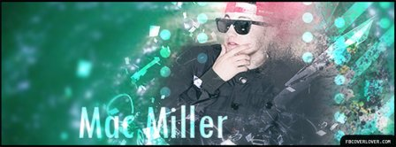 Mac Miller Facebook Covers