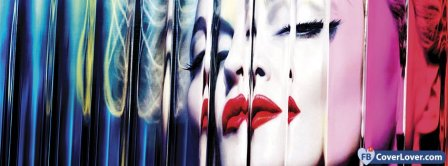 Madonna 1 Facebook Covers