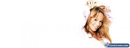 Mariah Carey 1 Facebook Covers