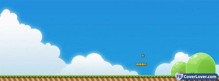 Mario Gamesession Cartoon  Facebook Covers