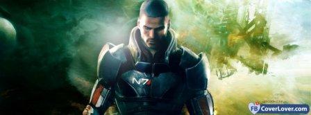 Mass Effect 2  Facebook Covers