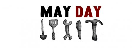 May Day Facebook Covers