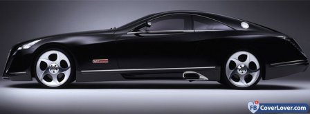 Maybach Exelero  Facebook Covers