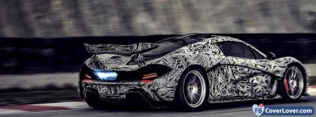 Mclaren P1  Facebook Covers