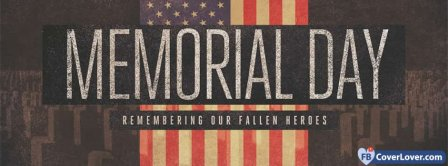 Memorial Day 9 Facebook Covers