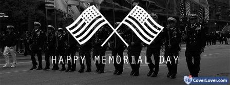 Memorial Day 10 Facebook Covers