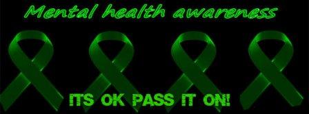 Mental Health Awareness Facebook Covers