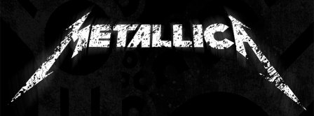Metallica Logo Facebook Covers