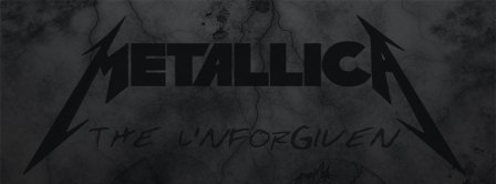 Metallica The Unforgiven Facebook Covers