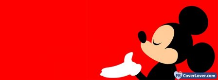 Mickey Mouse 5  Facebook Covers