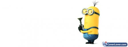 Minions 1 Facebook Covers